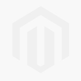 Benecio Leather White Black